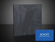 SCHOTT NG Glass (glass color will vary by product specification)