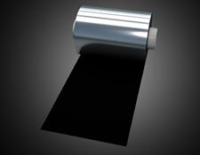 Roll of Spectral Black/Metal Velvet