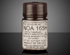Norland Optical Adhesive NOA 165H, 1 oz. Application Bottle
