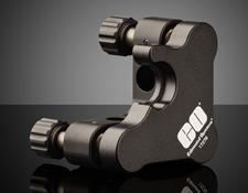 #17-278, 12.5/12.7mm Optic Dia., E-Series Clear Edge Kinematic Mount