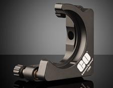 #17-280, 50.0/50.8mm Optic Dia., E-Series Clear Edge Kinematic Mount